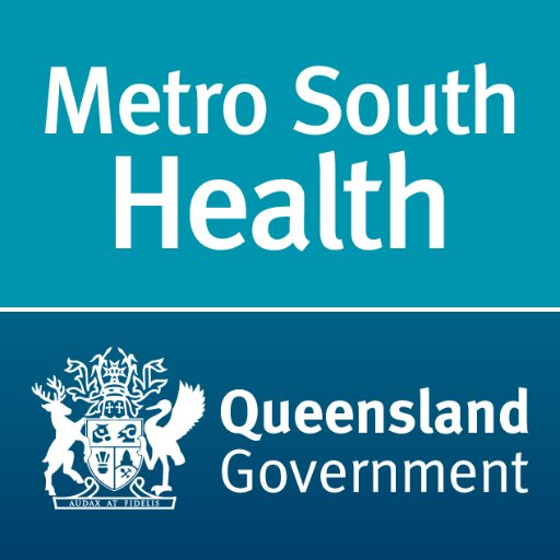 Queensland Government - Metro South Health Logo