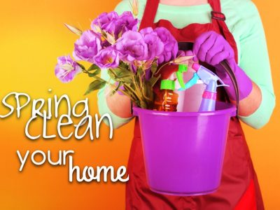 Spring Cleaning Your Home