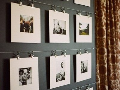 How To Make Your Own Photo Wall