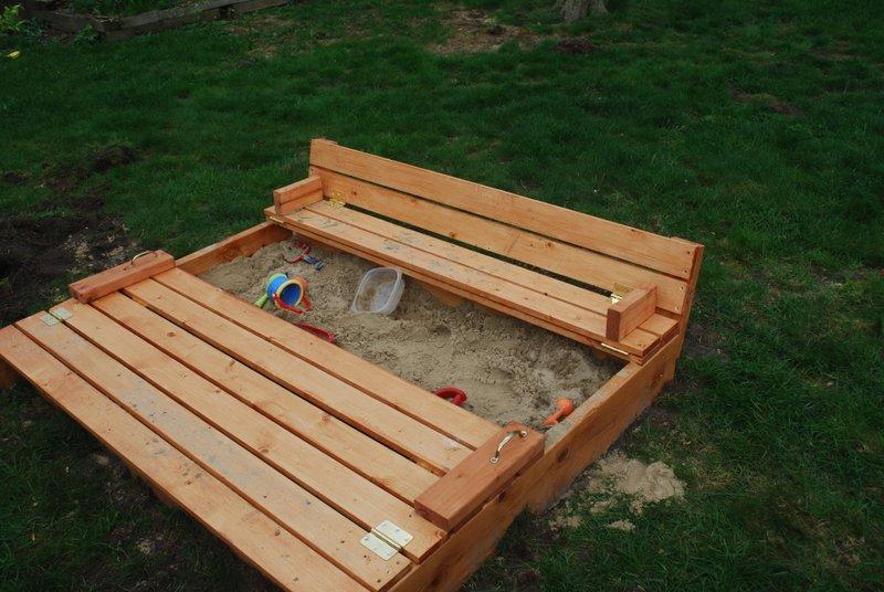 Anna White: Sand Box