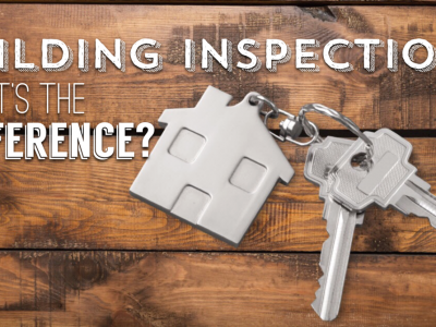Building Inspections vs Building AND Pest Inspections – What's the Difference?