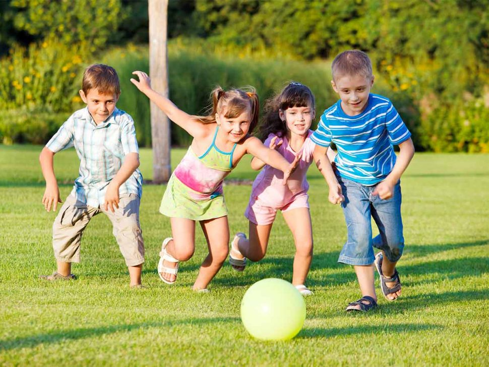 7 Ways to Get Your Kids Outside These School Holidays